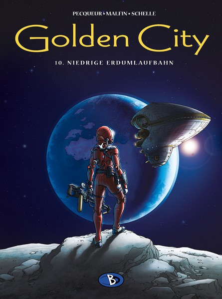 Golden City #10