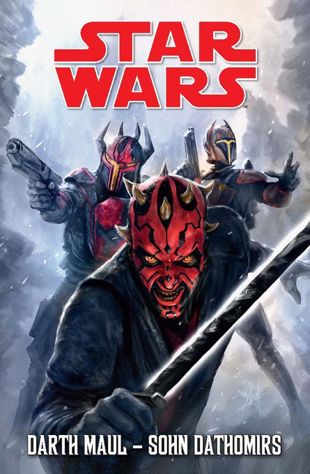 Star Wars Comic Kollektion Band 18 - Darth Maul: Sohn Dathomirs