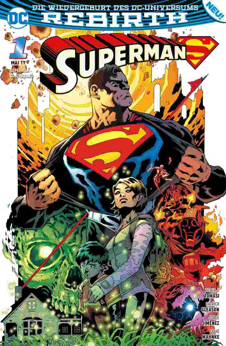 SUPERMAN SONDERBAND 1