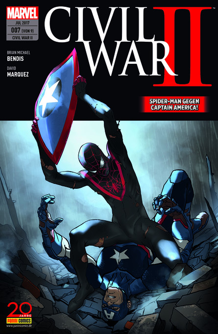 CIVIL WAR II 7