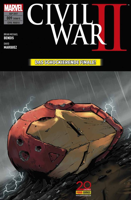 CIVIL WAR II 9