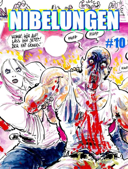 NIBELUNGEN #10: ASSAULT on Disco