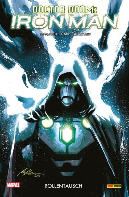 DOCTOR DOOM: IRON MAN 1