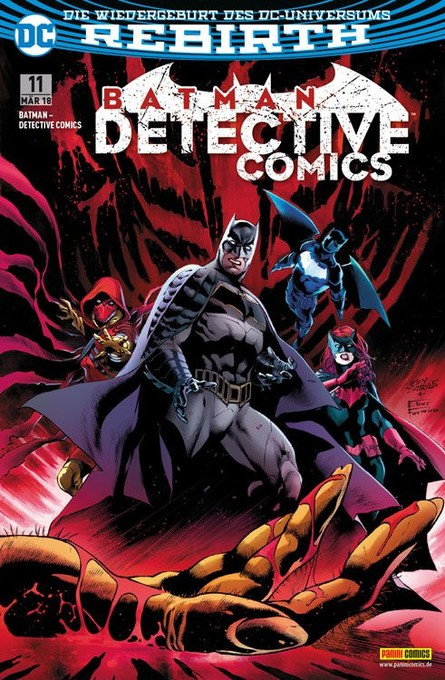 BATMAN - DETECTIVE COMICS  11