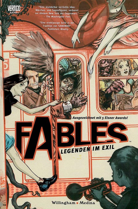 Fables: Legenden im Exil
