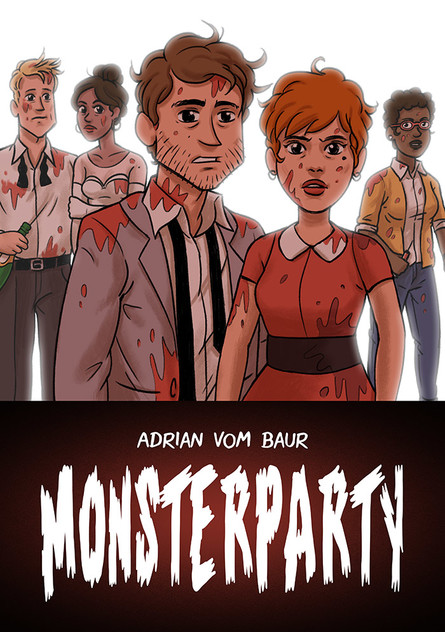 MONSTERPARTY (Leseprobe)