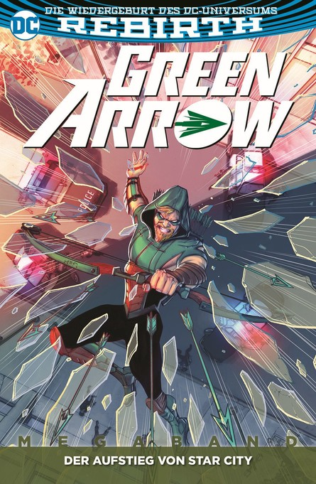 GREEN ARROW MEGABAND 2