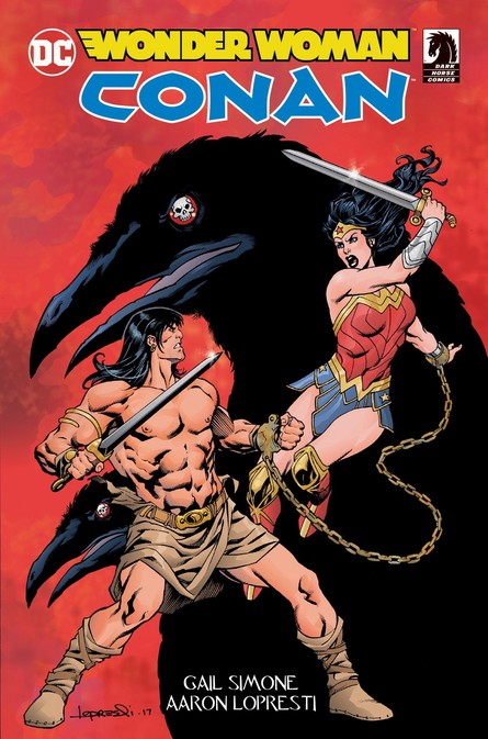Wonder Woman / Conan