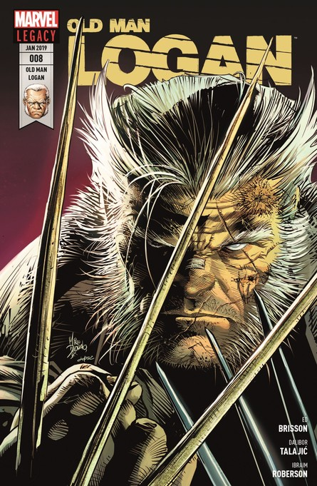 OLD MAN LOGAN 8
