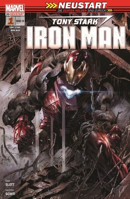 Tony Stark: Iron Man 1