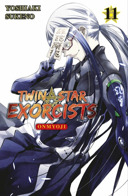 Twin Star Exorcists 11
