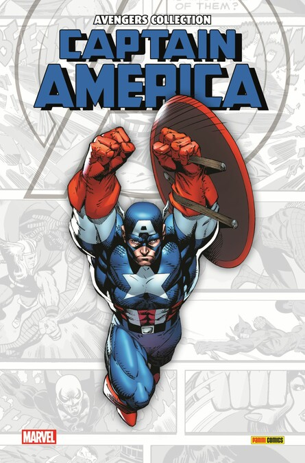 AVENGERS COLLECTION: Captain America