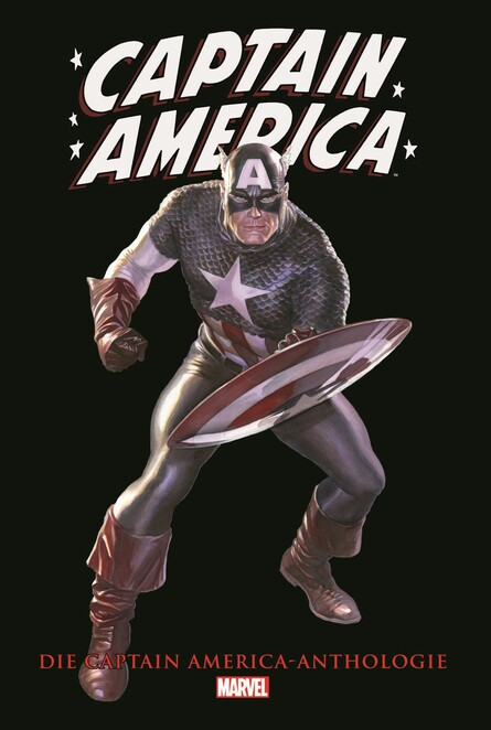 Die CAPTAIN AMERICA-Anthologie
