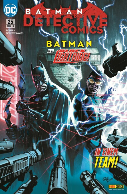 Batman: Detective Comics 25