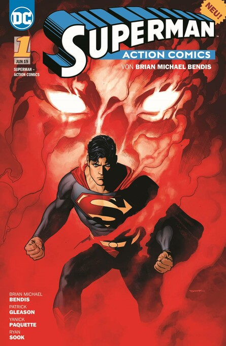 SUPERMAN: Action Comics 1