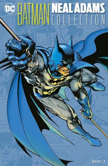 Batman: Neal Adams Collection 3 (von 3)