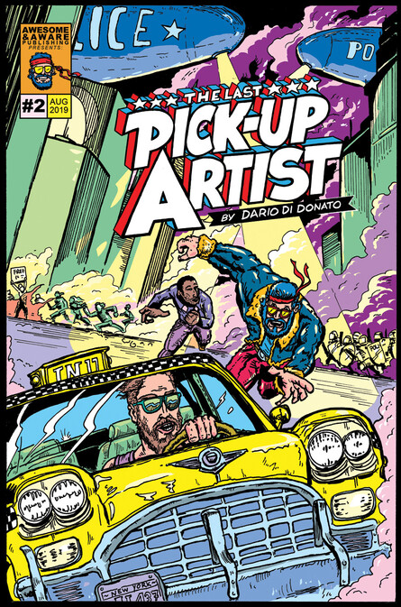 THE LAST PICK-UP ARTIST #2