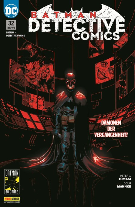 Batman Detective Comics 32