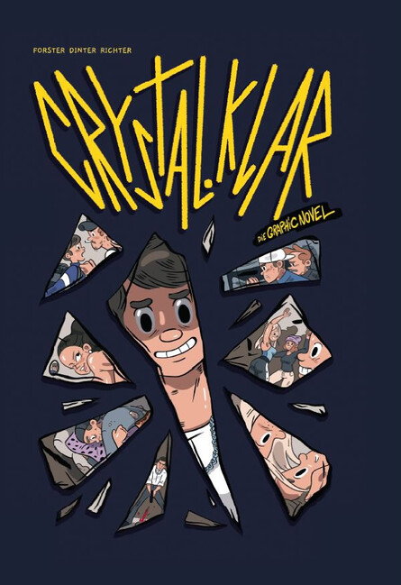 Crystal.Klar: Die Graphic Novel