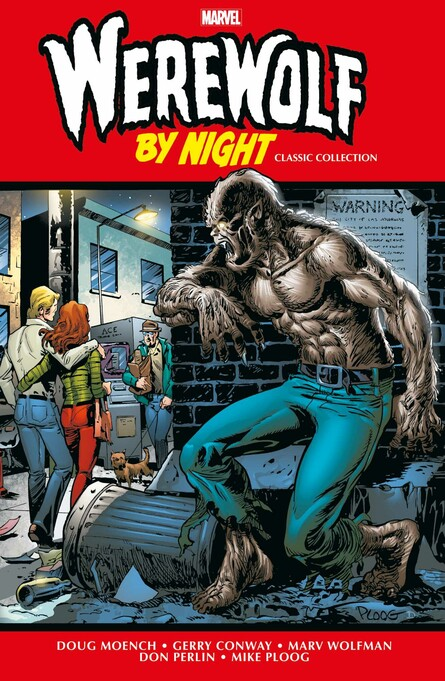 Werewolf by Night - Classic Collection 1