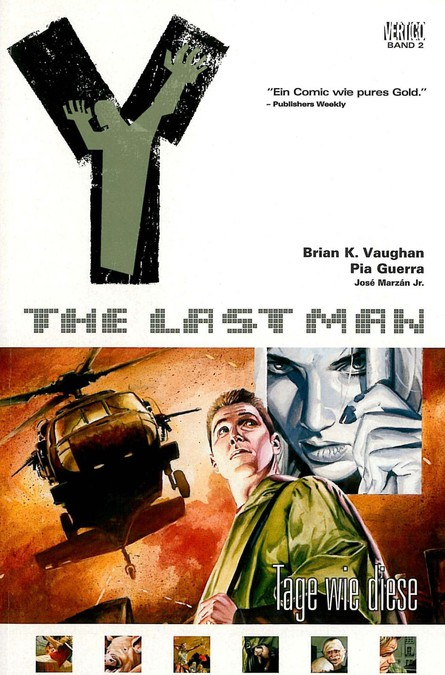 Y - The Last Man: Entmannt