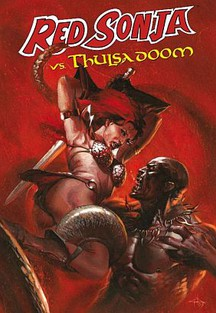 Red Sonja vs. Thulsa Doom