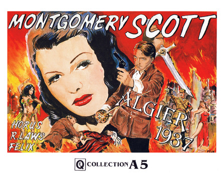 "Montgomery Scotch in ""Affäre Hongkong!"""