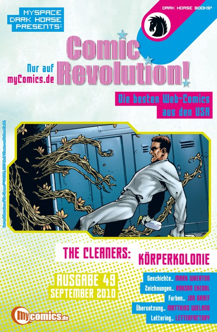 MSDHP The Cleaners: Körperkolonie