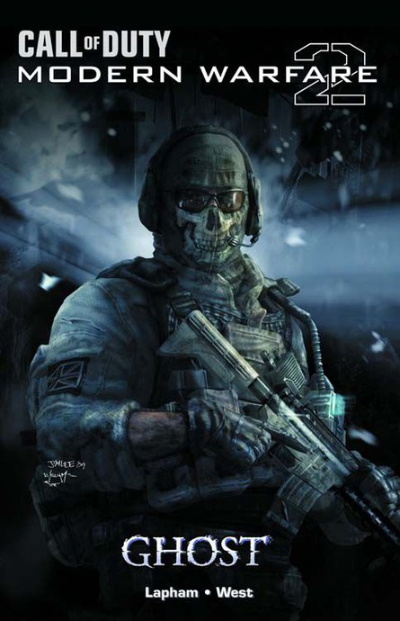 CALL OF DUTY: MODERN WARFARE 2 - GHOST