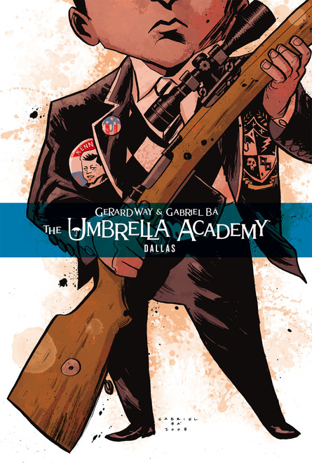 The Umbrella Academy 02: Dallas