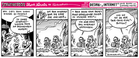 "Schweinevogel Short Novel 077 ""Internet"""