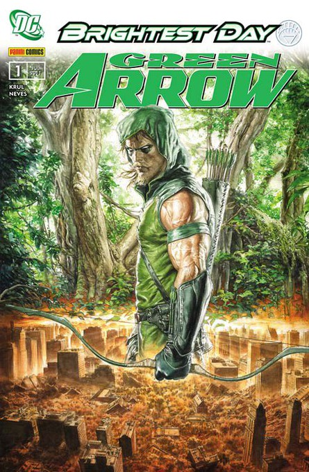 Brightest Day - Green Arrow 1 (von 3)