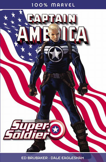 100 % Marvel 57: Captain America - Super-Soldier