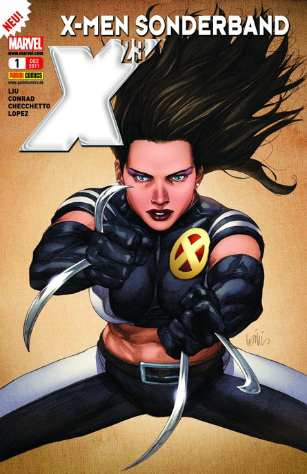 X-23, X-Men Sonderband