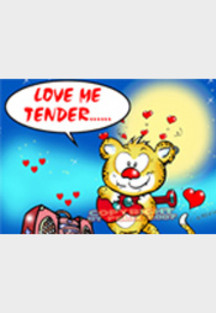 From FeliX With Love !- Handy Cartoon Sampler 01
