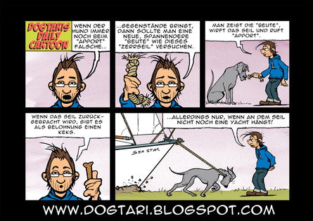 Dogtaris Dog School Teil 2