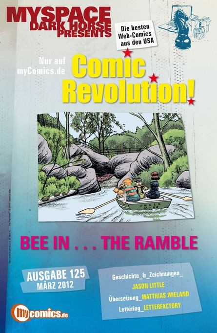 MSDHP BEE IN ... THE RAMBLE
