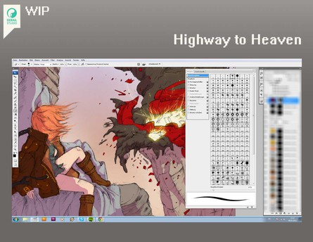 Highway to Heaven  WIP