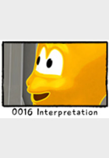 Astro Ape - Interpretation, Webcomic 0016