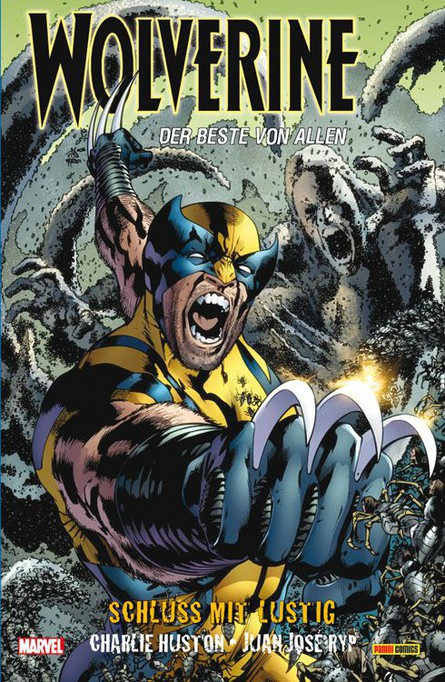 Marvel Maximum 47: Wolverine der Beste von Allen 2