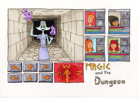Magic and the Dungeon