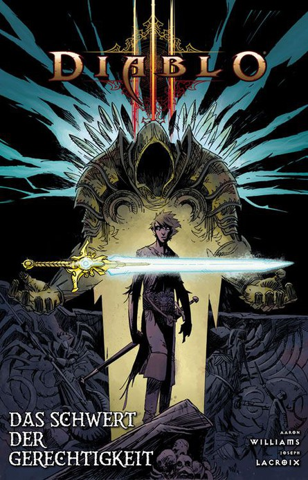 Diablo III - Die Graphic Novel