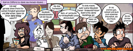 Comic Action 2012 - Ein normaler Messetag