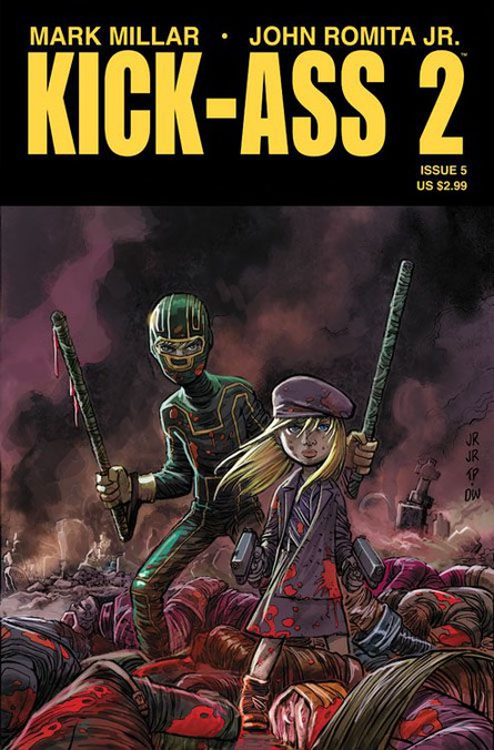 Kick-Ass 2 Band 2 (von 2)