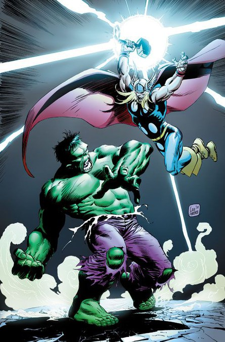 Marvel Exclusiv 102: Hulk Smash Avengers