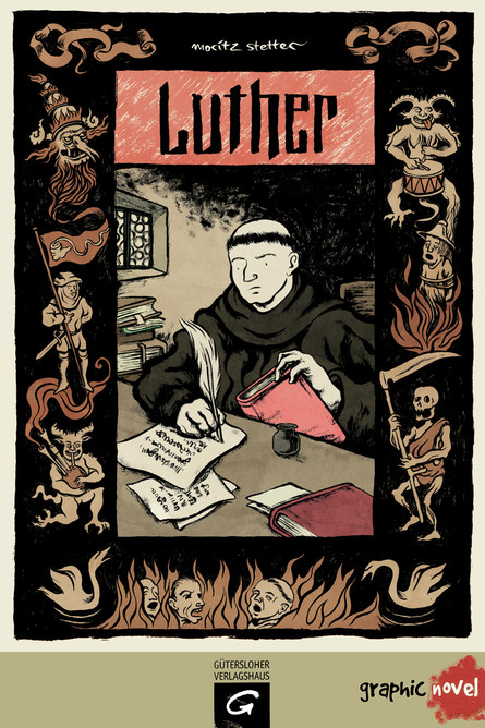 Luther - Die Graphic Novel
