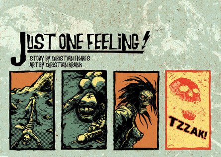 Tales of Dead Earth - Just one feeling