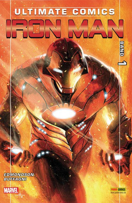 Ultimate Comics: Iron Man