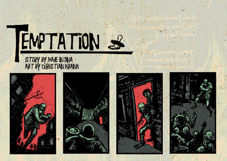 Tales of Dead Earth - Tempation