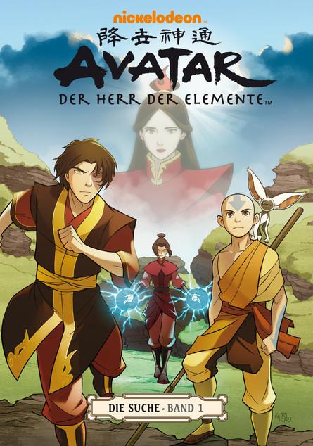 Avatar Der Herr Der Elemente 5 Die Suche 1